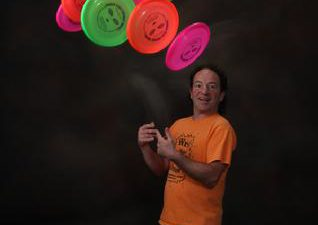 Wednesday, August 17th at 3pm Two-time Freestyle Frisbee Champion, Todd […]
