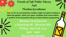 Join the Friends of Taft Public Library as they co-host […]