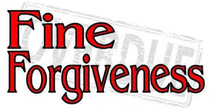 Fine Forgiveness in September Have your fines forgiven when you […]